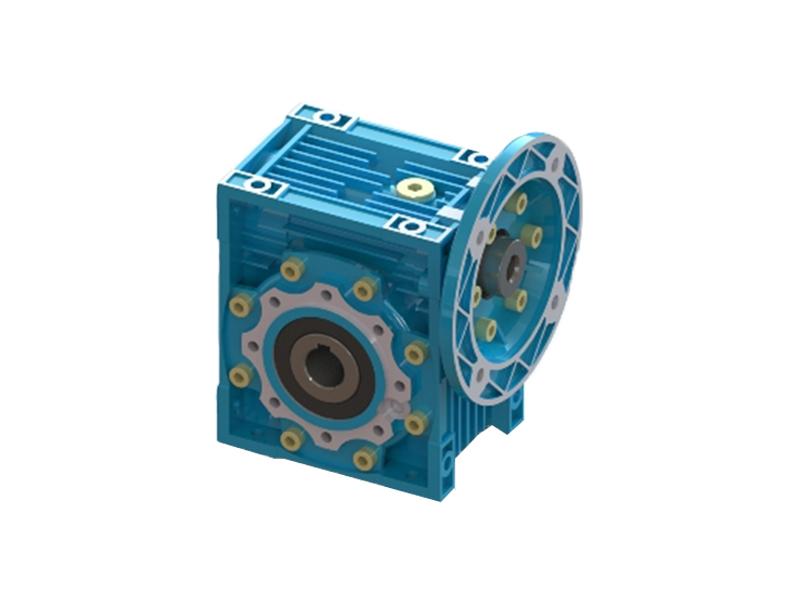 鋁合金蝸輪減速機