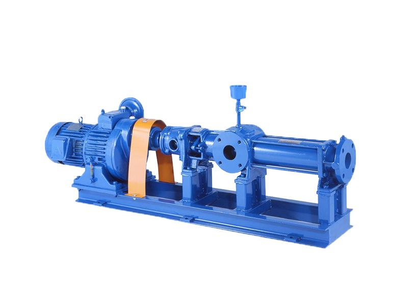 單軸螺旋式泵浦