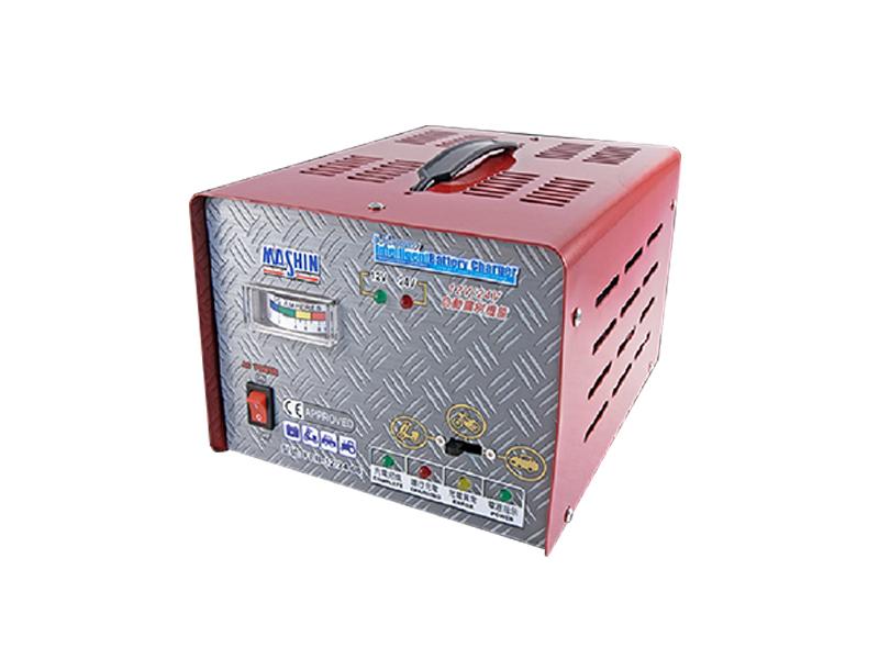 全自動12V&24V電池充電器